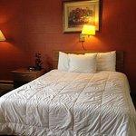 Manchester Inn Room