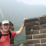 PhotoGuy reaches the Great Wall, a major life destination.
