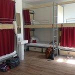 An 8-Female dorm