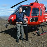 Magnificent Reyjkavik Helicopter Tour!
