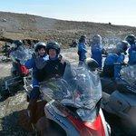 Golden Circle & Snomobing - Exhilirating Glacier Experience!