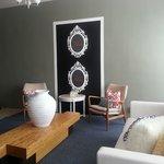 Living Area Room 524