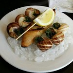 Escargot to die for!