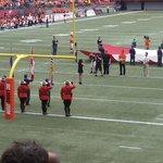 Hino nacional Canadense com banda ao vivo