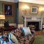 George Eastman House - living room