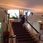 George Eastman House - main staircase