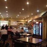 George Eastman Visitor's snack bar