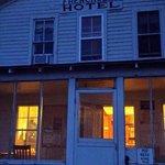 Quaint Frenchglen hotel
