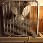 No AC -- It is just a fan
