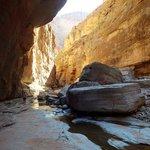National canyon, off the Colorado river