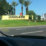LEgo Land Entrance