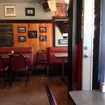 Comfy, retro home-style cafe