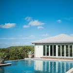 gorgeous view - pool area at travaasa - c anna smith photography