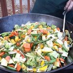 stir fried vegies