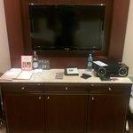 Телевиозор и муз станция