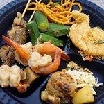 Yummy food from Malaysian Cuisine Night