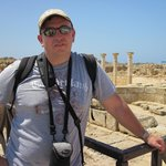 Me at Kato Pafos.