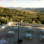 FontandiNoce: terrazza