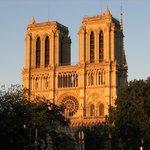 Notre Dame @ Ile de la Cité