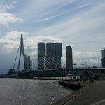 Erasmus Brug Rotterdam