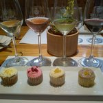 Cupcake & Wine pairing