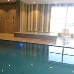 zwembad/relax