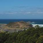 View from Coffs Lookout