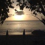 another beautiful sunset at Mango Bay
