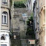 Rue du machicoulis.