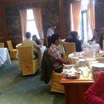 Bellissima sala colazione