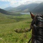 5 day horse trek on the dingle peninsula