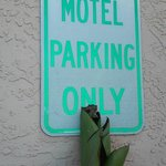 it's a motel not an inn
