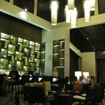 Lobby Lounge bar - Great place to relax post meal