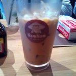 Iced Coffee - 2 thumbs up