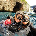 Diving at Gato Island with Sea Explorers