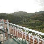 Balcon sur la vallée