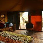 Crater Forest Tented Lodge Foto