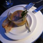 starter - cold soup