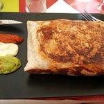 Extra burritos