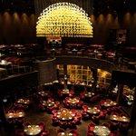 The Restaurant & Lounge Level