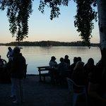 Midsummer at Cafe Merenneito