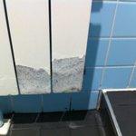 Horrible bathroom