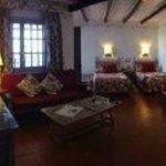 La preciosa habitación