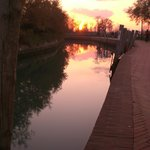 evening on Torcello