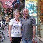 Рядом с отелем Вайолет-2, Ханой
