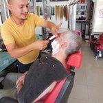 Love a good Turkish Shave!