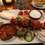 Kebab night on a Thursday. Well recommended.