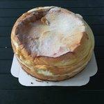 Cheesecake, un vrai délice !