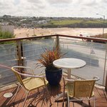 Lounge Terrace View