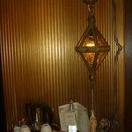 Lampada del minibar